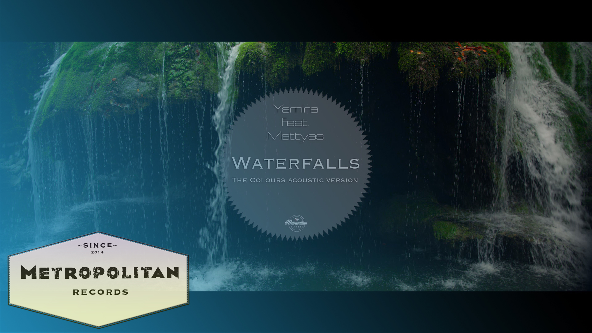 Yamira feat. Mattyas - Waterfalls Acoustic Version by The Colours (1) {focus_keyword} Metropolitan Records prezinta varianta acustica a piesei Yamira feat. Mattyas - Waterfalls Yamira feat