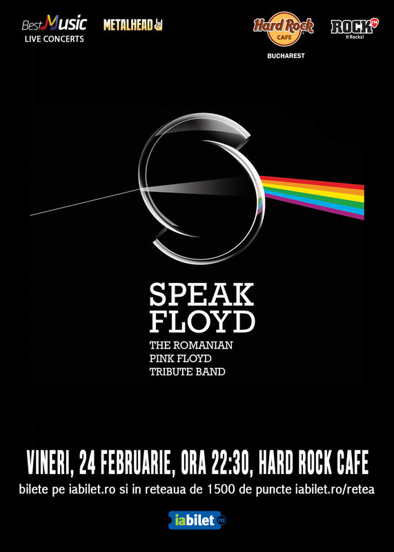 {focus_keyword} Tribut Pink Floyd cu Speak Floyd la Hard Rock Cafe c6430934 05eb 4580 abee 06ad342171a7