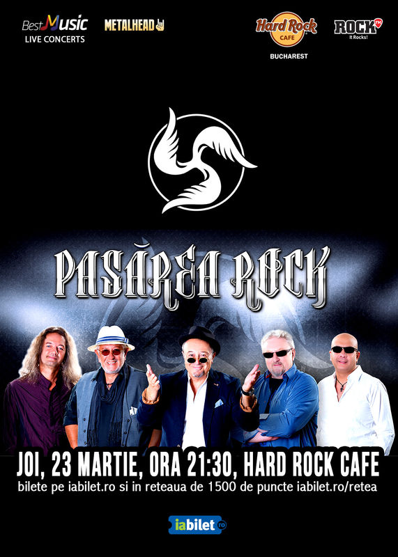 {focus_keyword} Concert Pasărea Rock la Hard Rock Cafe 9ddaa66d 77ca 46bf affe e7be334b369a