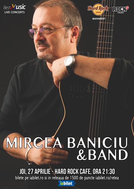 {focus_keyword} Concert Mircea Baniciu & Band la Hard Rock Cafe d9974b90 9268 43d8 85c6 55f0a678fd89