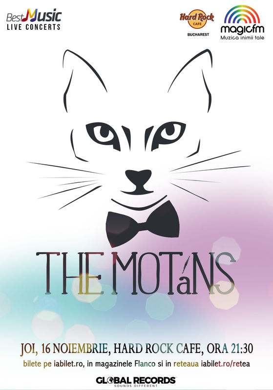{focus_keyword} Concert The Motans pe 16 noiembrie la Hard Rock Cafe d1b4f421 8445 44ff b191 923059fa3e9d