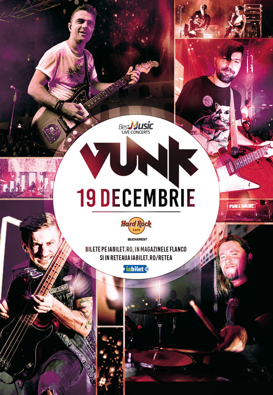 {focus_keyword} O lume Ne-bună cu VUNK la Hard Rock Cafe pe 19 decembrie 0be9d628 6c4a 499c aec6 085331d48080