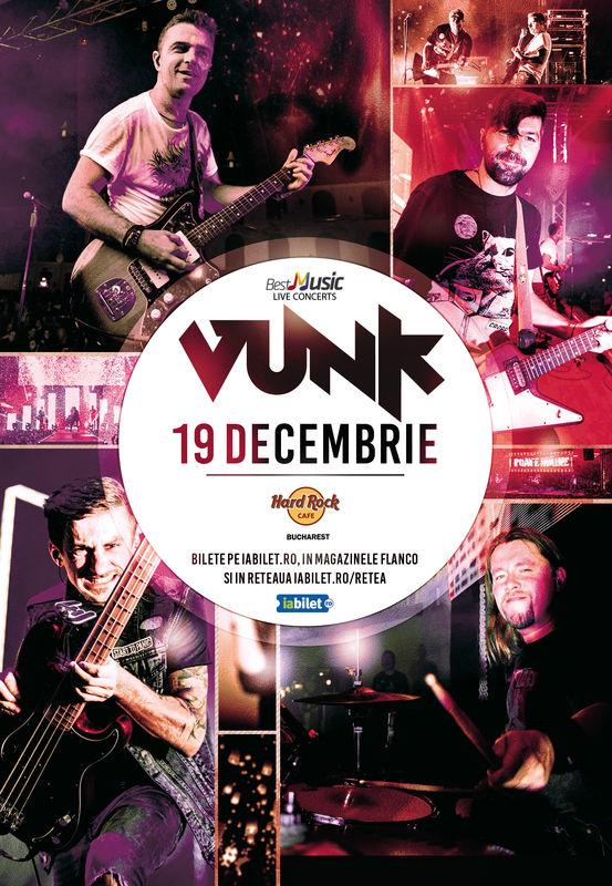 {focus_keyword} O lume Ne-bună cu VUNK la Hard Rock Cafe pe 19 decembrie 0be9d628 6c4a 499c aec6 085331d48080