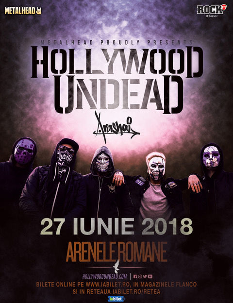 {focus_keyword} HOLLYWOOD UNDEAD la Bucuresti: Golden Circle Sold Out! ba5bbd99 e18e 4465 99e4 42cd467c20a0