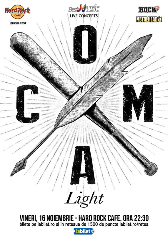 {focus_keyword} Concert Coma - Light/Acustic in Hard Rock Cafe 678c2886 380f 4cfa b2c0 fee712a649d4