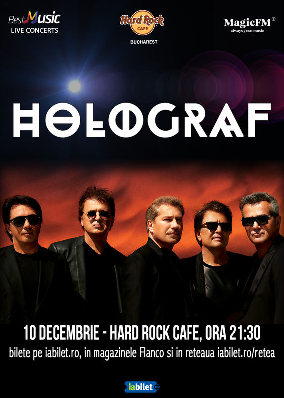 {focus_keyword} Holograf - special exclusive show - Hard Rock Cafe a902ff75 2686 453b 8445 1d89583989ce