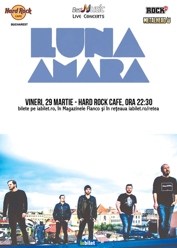 {focus_keyword} Concert Luna Amara in Hard Rock Cafe fdbf4154 8c22 4883 8292 701d5367081a