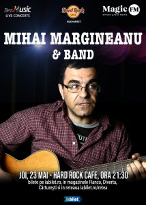 {focus_keyword} Concert Mihai Margineanu in Hard Rock Cafe 96358ed4 badc 4b37 895d 55918bf6d7a8