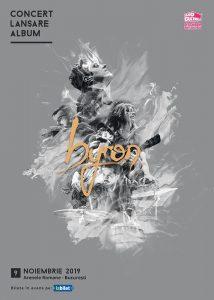 {focus_keyword} Trupa byron lansează noul album de studio pe 9 noiembrie la Arenele Romane byron Arenele Romane