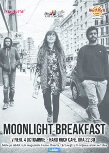 {focus_keyword} Moonlight Breakfast va lansa un clip nou la concertul din Hard Rock Cafe nbsp Moonlight Breakfast va lansa un clip nou la concertul din Hard Rock Cafe