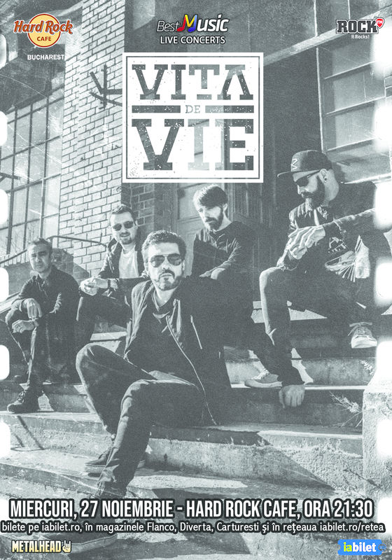 {focus_keyword} Concert Vita de Vie - Electric la Hard Rock Cafe pe 27 Noiembrie f05b3be9 96e4 4d69 8435 5c76aac7f4a3