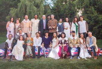 Credit foto: Bogdan Mihai Mocanu pentru Ambasada Marii britanii la Bucuresti